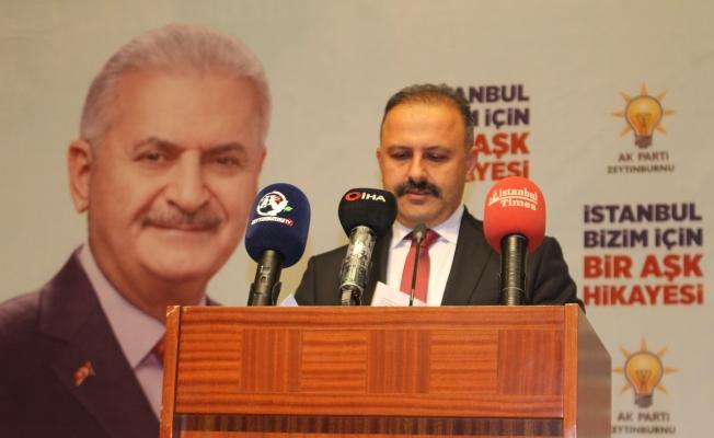 Adem Uluocak 'ın tanıtım Programına bakan katıldı