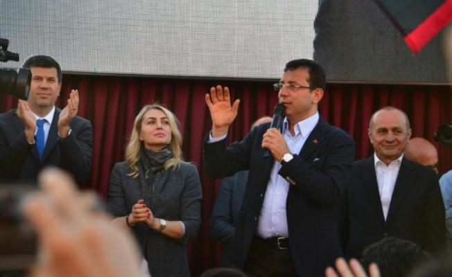 İmamoğlu'ndan ''Başakşehirspor'' tepkisi