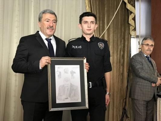 İstanbul Emniyeti'nde Başarı Ödülleri