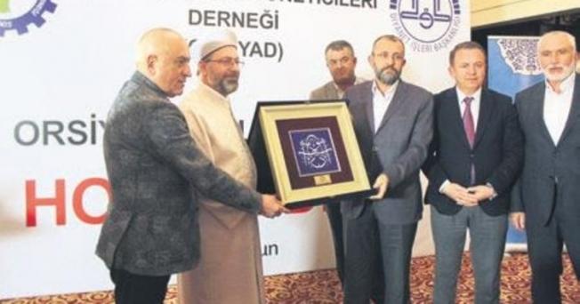 İstanbul'da Uluslararası İslam Üniversitesi kuracağız