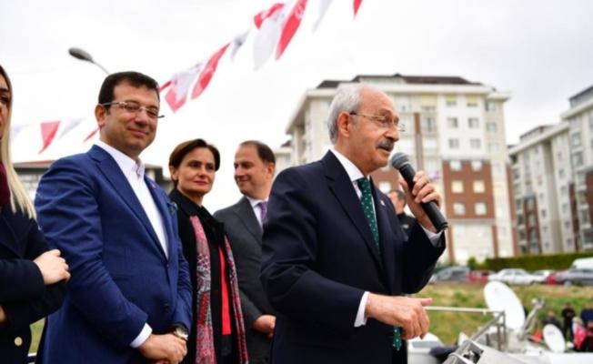 Kılıçdaroğlu: Bizim bir göz bebeğimiz var