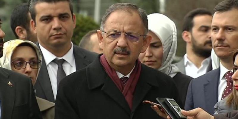Mehmet Özhaseki'den açıklama