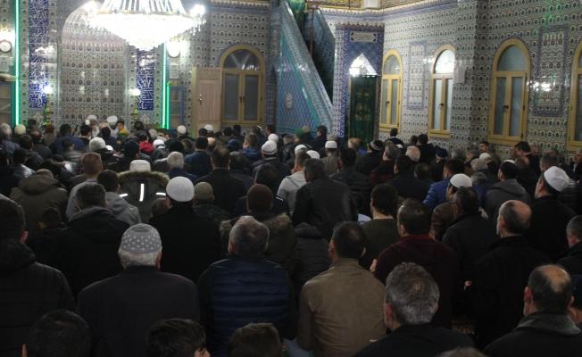 Müminler'a Miraç Gecesinde Kur'an Ziyafeti