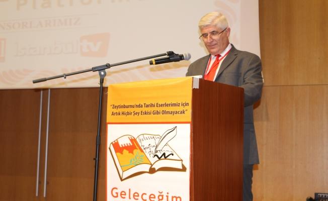 GZP Başkanı ÇETİNER:Herkese iş var planlı çalışan idareci yok