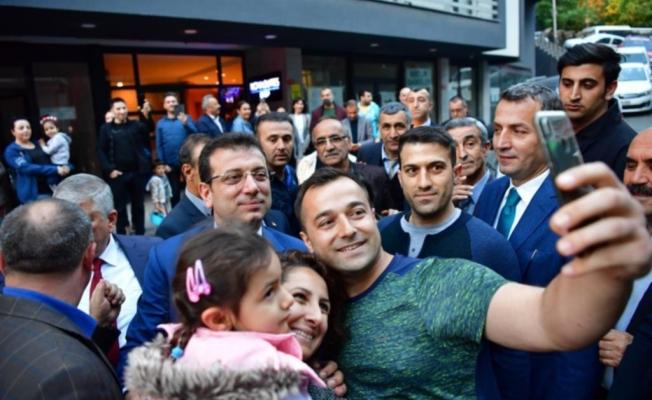 İmamoğlu Gönül Belediyeciliği Yapıyor