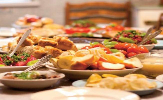 Ramazan'a Özel Sağlıklı Beslenme Önerileri