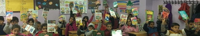 """Okuyan Çocuklar, Güçlü Yarınlar"""" projesi 11 okula ulaştı"""