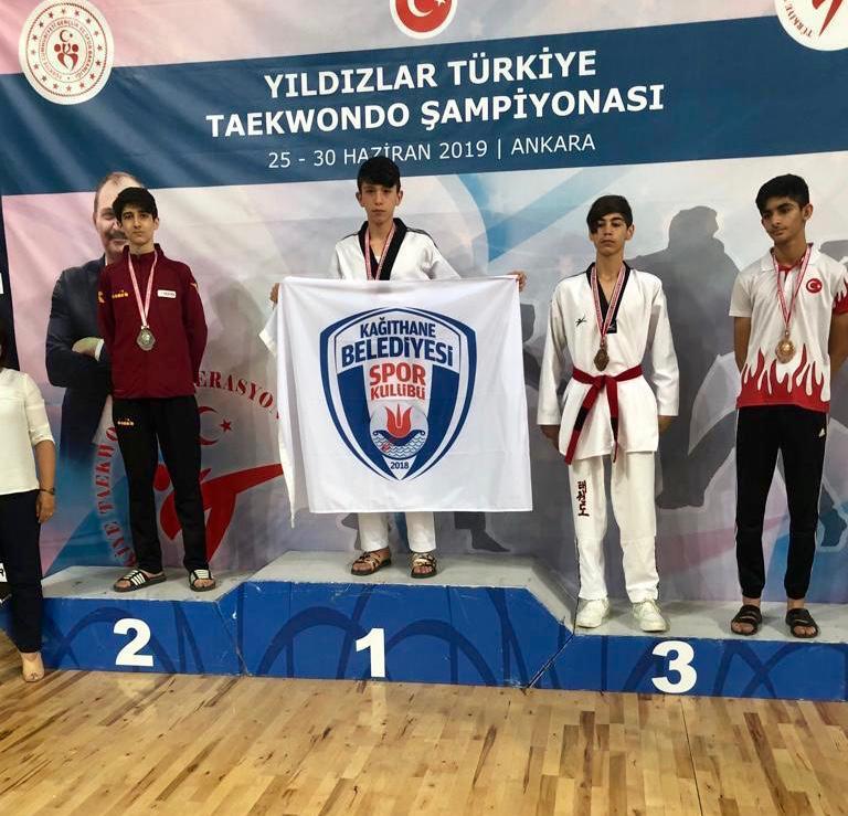 Hakan Kaya Türkiye Şampiyonu Oldu