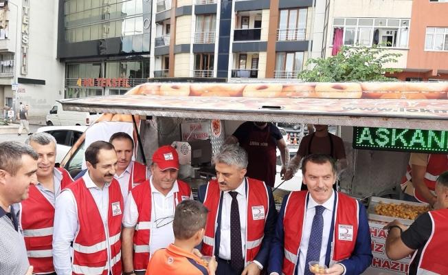 Kızılay, 15 Temmuz'da Demokrasi Sevdalılarıyla Meydanlarda Buluştu