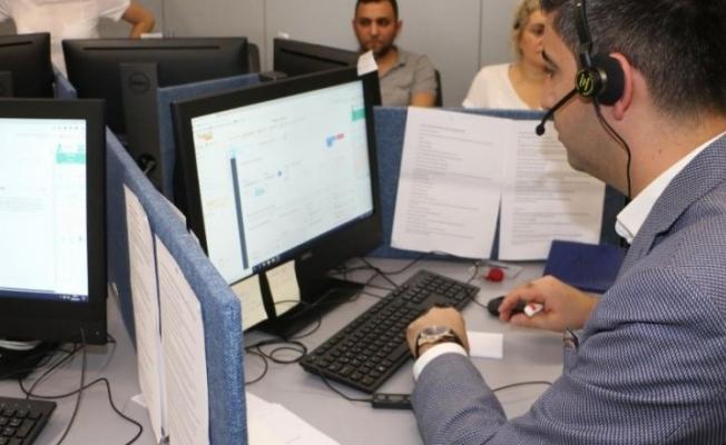 Başkan Gökhan Yüksel'den riskli bölgelerdeki vatandaşlara ziyaret