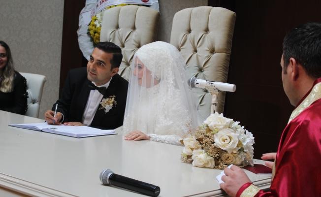 Zeynep ve Fatih Evet Dedi