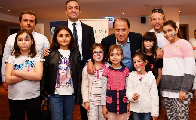 11 Ekim Dünya Kız Çocukları Günü Beylikdüzü'nde Kutlandı