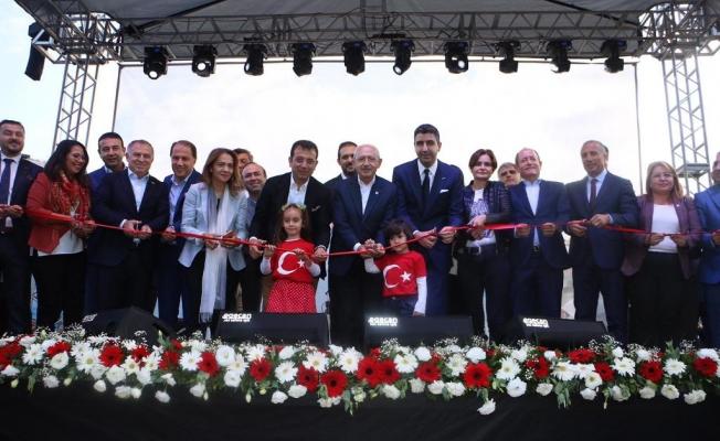 Kartal Komşuluk ve Dayanışma Meydanı Açıldı