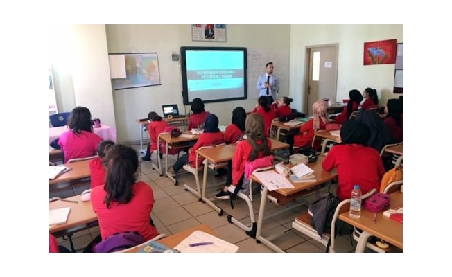 İbb, Okullarda 'Deprem Farkındalık Eğitimi' Veriyor