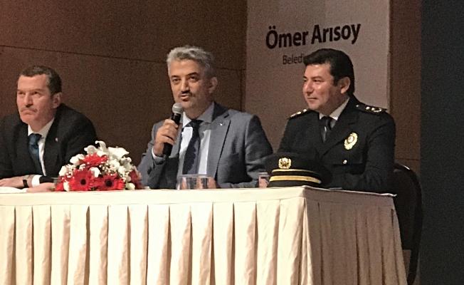Zeytinburnu Huzur Toplantısı Huzurlu Geçti