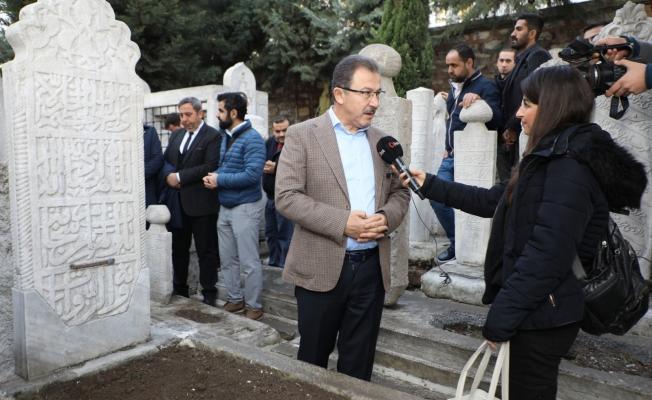 Ali Kuşçu Mezarı Başında Anıldı