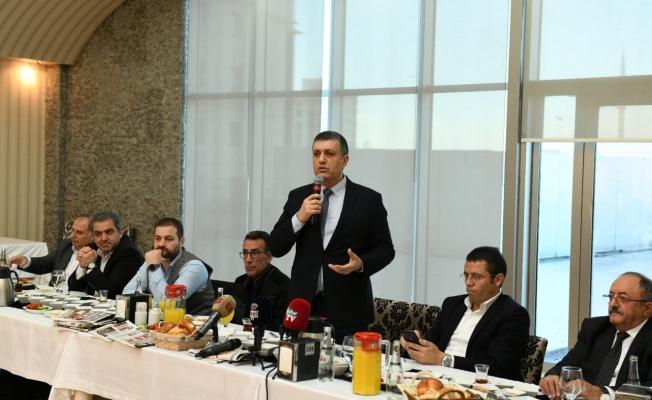 Başkan Bozkurt : Belediye Olarak Neyimiz Var Bilmiyoruz Dedi
