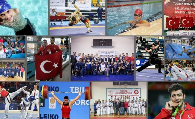 İstanbul BBSK, 2019' u Bin 553 Madalya İle Tamamladı !