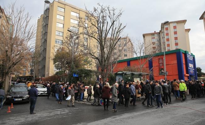 İstanbul İtiraz İçin Buluştu