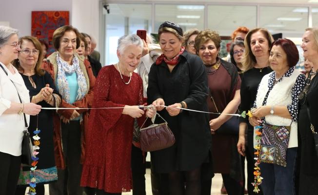 'İyi ki Varsın Kırkyama' sergisi açıldı
