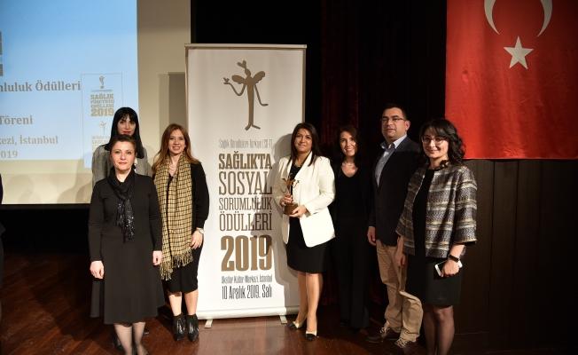 Kadıköy Belediyesi'ne 'Şeker Okul' İle Ödül
