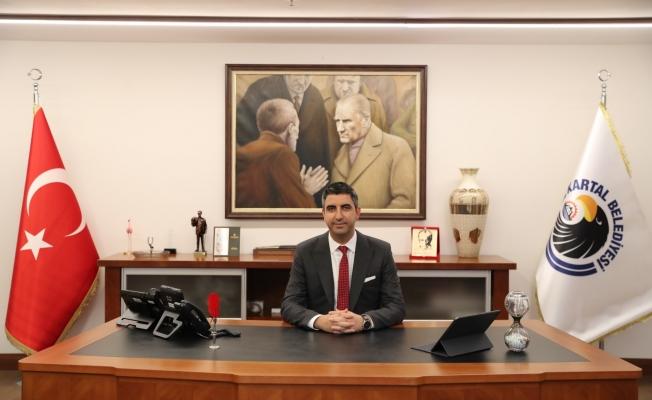 Kartal Belediye Başkanı Gökhan Yüksel Zafer Tablosunda