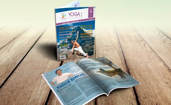 Yepyeni Haber-Dünyada İlk Ve Tek: Gerçek Yoga Dergisi!