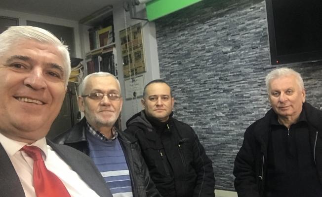 Ak Parti Yeşiltepe Mahalle Başkanlığına Sakıp Özden'i Atadı