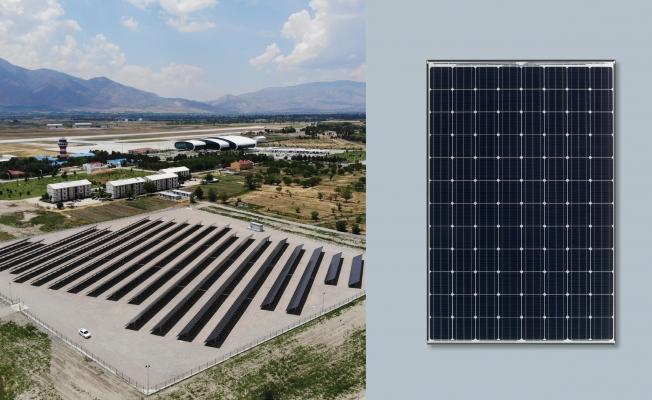 Panasonic Güneş Panelleri ile Erzincan Havalimanı Kendi Enerjisini Üretecek