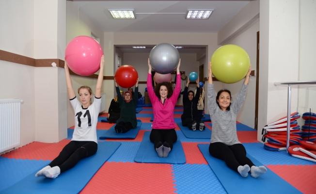 Yetişkin Spor Kurslarının Yeni Dönem Başvuruları Başladı