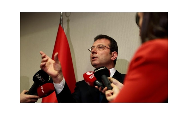 """İmamoğlu'ndan Cumhurbaşkanı'na Sorular: """"Erkan Karaaslan'a Bana Kumpas Kurması Karşılığında Tahliye Vaat Eden Bakanınız Kim?"""""""