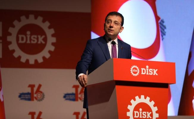 Kılıçdaroğlu Ve İmamoğlu, Disk Genel Kurulu'nda Konuştu