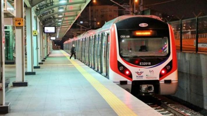 Marmaray, İstanbulkart Aktarma Sistemine Dahil Edildi