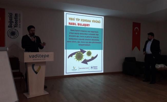 İBB Şirketi Boğaziçi Yönetim'den Korona Tedbirleri