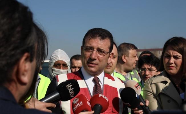 """İmamoğlu: """"Tiyatro, müze, konser, İSMEK etkinlikleri mart sonuna kadar iptal"""""""