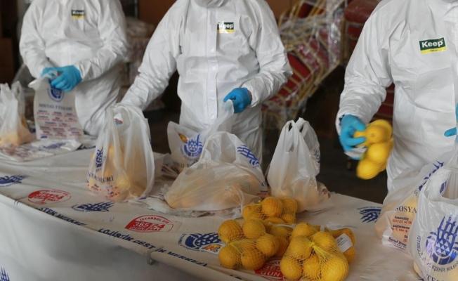 Mersin'den Gelen Limonlar Dağıtıma Çıktı