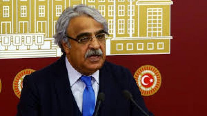 Sancar: İçişleri Bakanı istifa etmeli, etmiyorsa görevden alınmalıdır