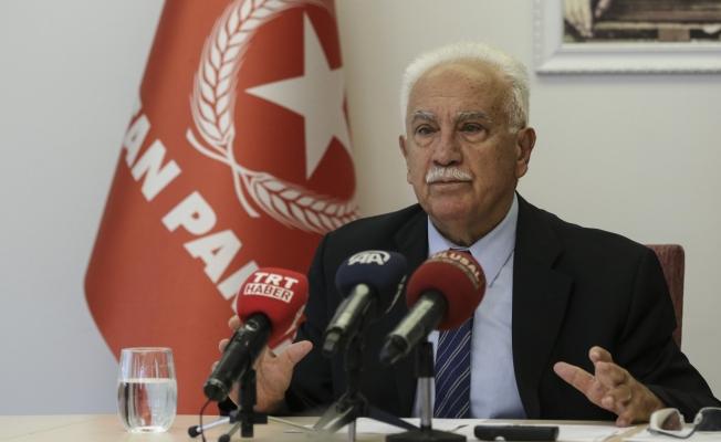 Doğu Perincek 'ten HDP Kapatılsın Çağrısı