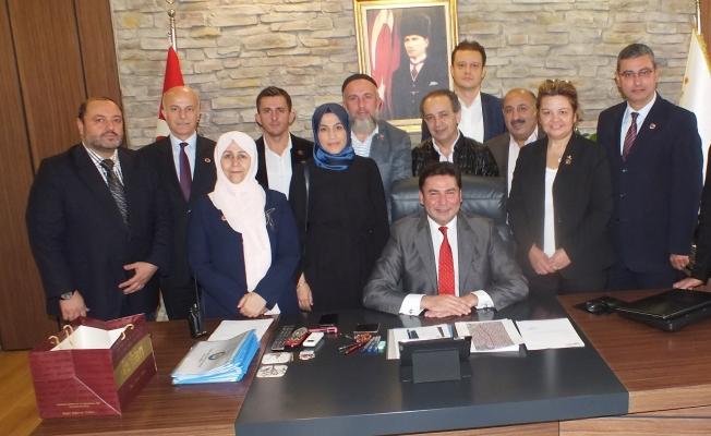 Gazetemiz Zeytinburnu Mahalle Muhtarlıklarında