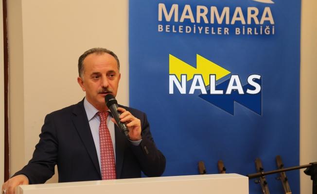 Lokman Çağırıcı, NALAS'a İkinci Başkan Yardımcısı oldu
