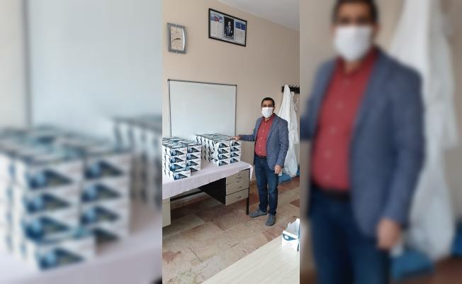 Zeytinburnu Halk Eğitim Merkezi Maske Üretiyor