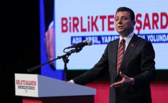 İBB Başkanı İmamoğlu İstanbul Halkına 1.Yılının Hesabını Verdi