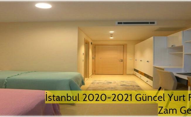 İstanbul'da 2020-2021 Yurt Fiyatları Belli Oldu