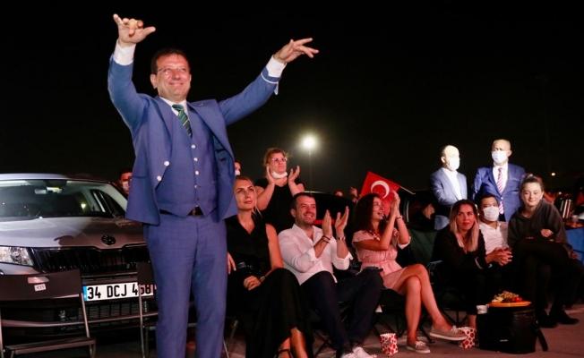 """İmamoğlu: """"Cumhuriyet, Tüm Değerleriyle Bir Nimettir"""""""