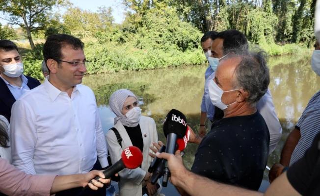 İmamoğlu: Kanal İstanbul Siyasi Değil Tamamen İstanbul'un  Meselesidir