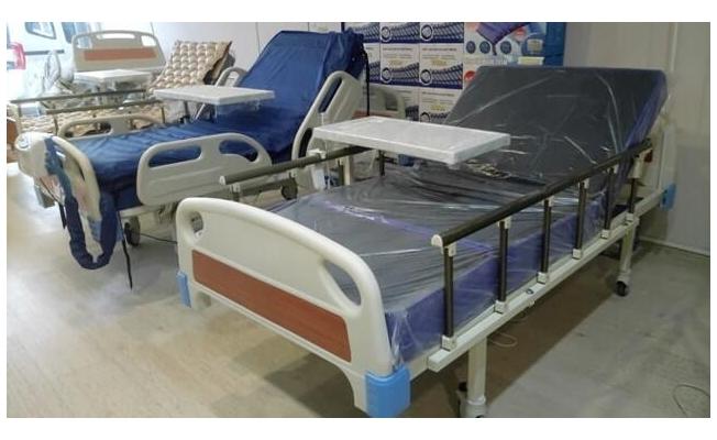 Kiralama Seçeneği İle Her Hasta Yatağı Seçeneğine Sahip Olmak Mümkün