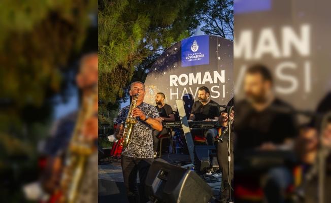 Roman Müzisyenler İstanbullularla Buluştu