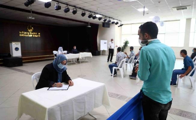 Bağcılar Belediyesi aracılığıyla engellilere iş imkanı
