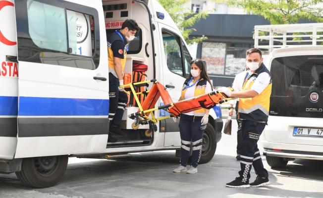 Esenyurt Belediyesi'nden 7/24 Hasta Nakil Ambulans Hizmeti