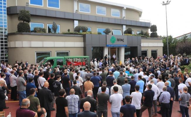 Mustafa Canlı İstanbul'dan Ebedi İstirahatgahına Uğurlandı